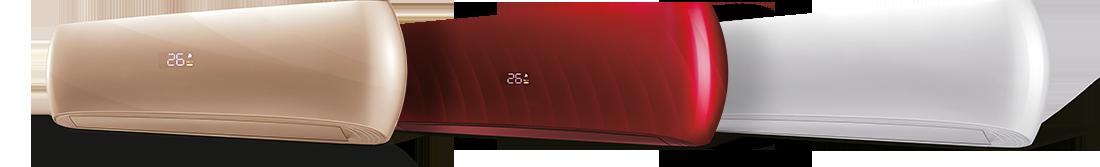 HD Design sorozat beltéri egységek fotója